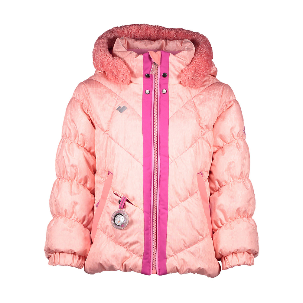 Obermeyer Bunny-Hop Toddler Girls Ski Jacket