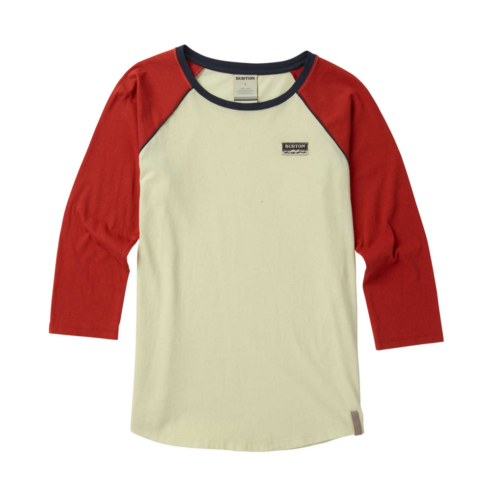 Burton Bel Mar Raglan Womens Shirt