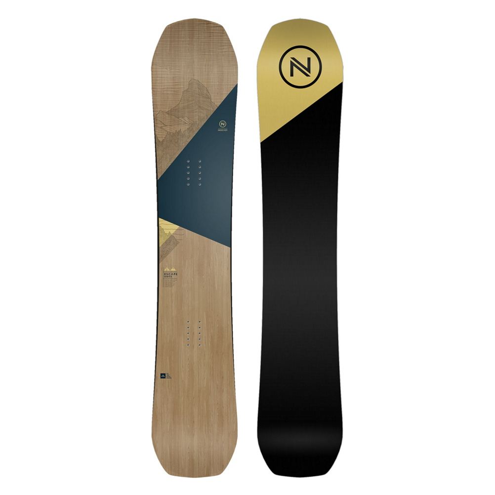 Nidecker Escape Snowboard 2019