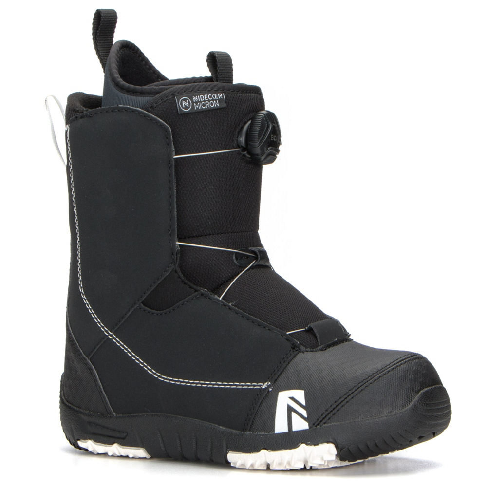 Nidecker Micron Boa Kids Snowboard Boots 2019