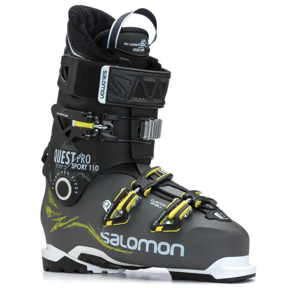 Salomon Quest Pro CS Sport Ski Boots 2019
