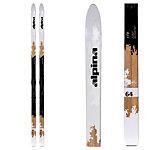 Alpina Control 64 NIS B Cross Country Skis with Bindings