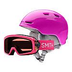 Smith Zoom Jr. and Rascal Kids Helmet
