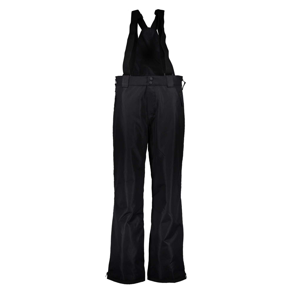 Obermeyer Axiom Full Zip Suspender Short Mens Ski Pants