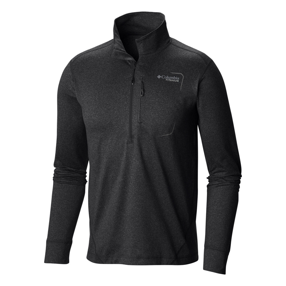 Columbia Diamond Peak Half Zip Mens Mid Layer