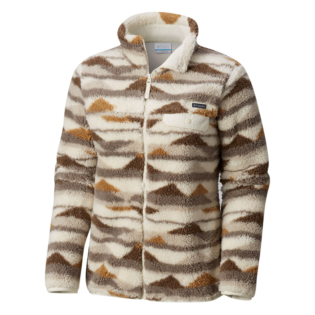 Columbia Mountain Side Womens Jacket