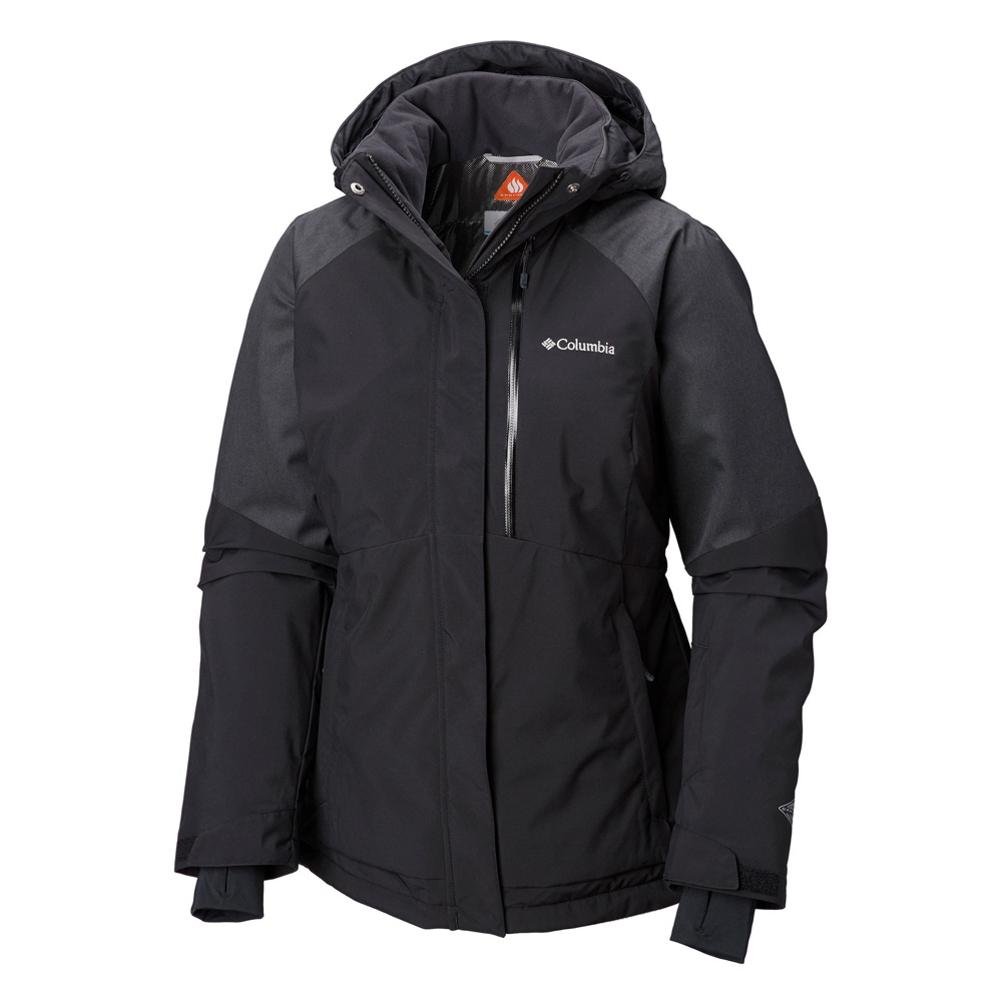 Columbia Wildside Plus Womens Insulated Ski Jacket