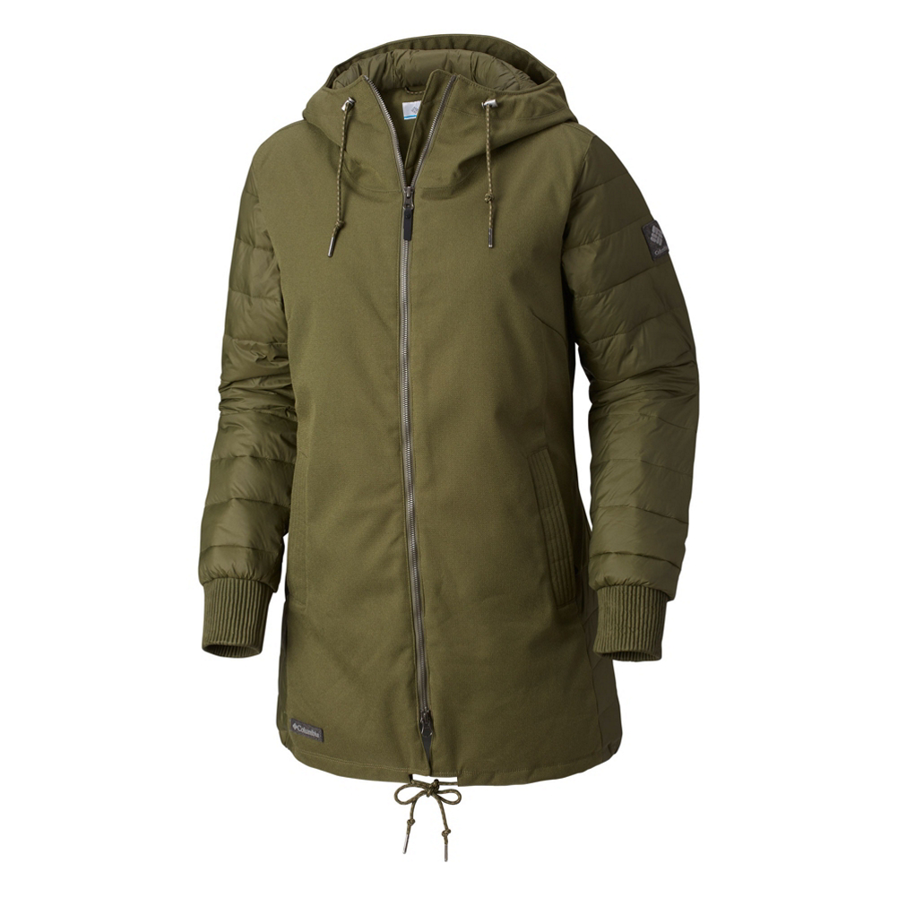 Columbia Boundary Bay Hybrid Plus Womens Jacket