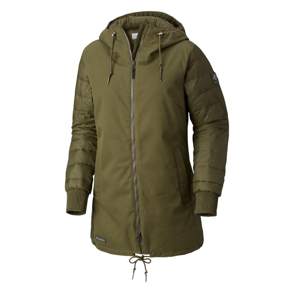 Columbia Boundary Bay Hybrid Plus Womens Jacket