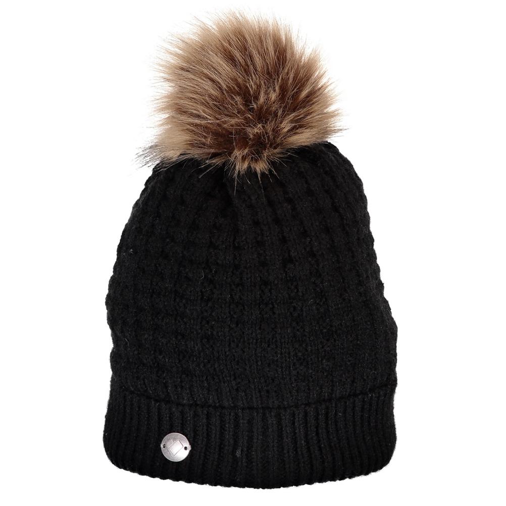 Obermeyer Buelah w/Faux Fur Pom Knit Womens Hat