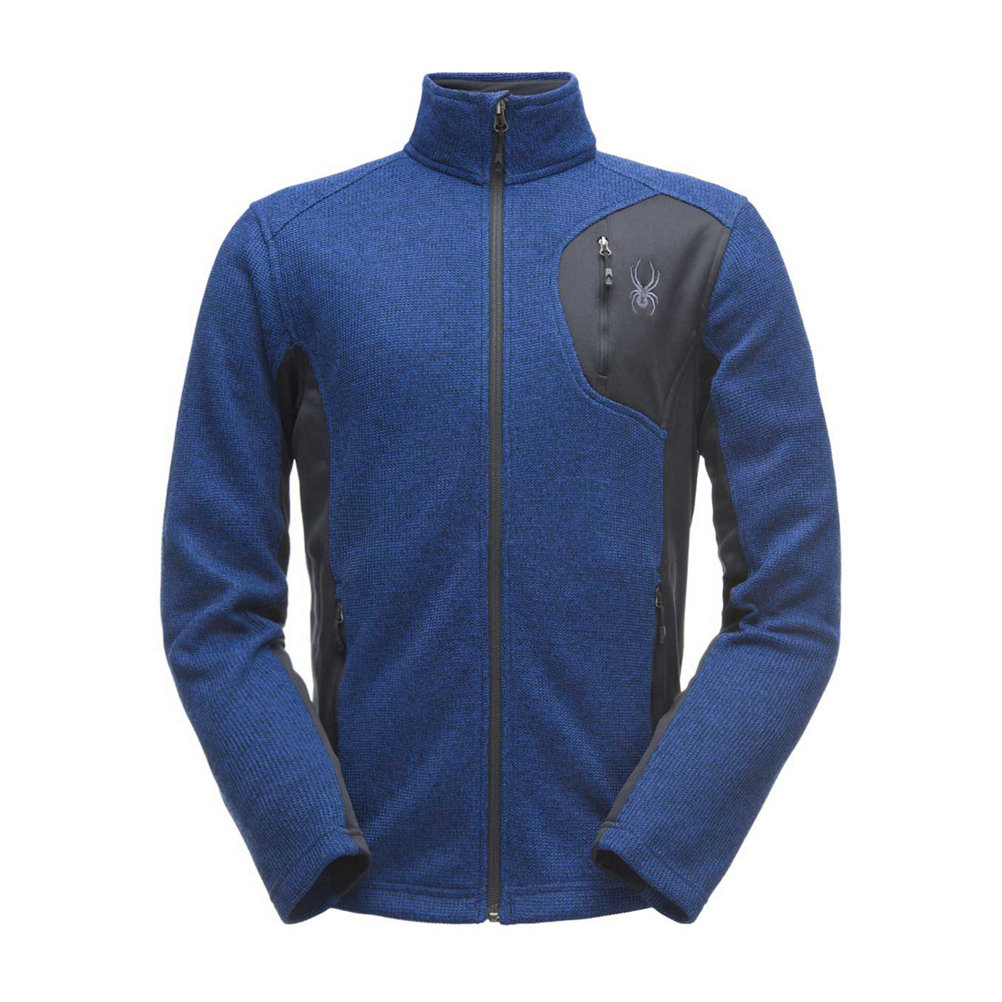 Spyder Bandit Full Zip Stryke Jacket Mens Sweater