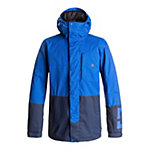 DC Defy Mens Insulated Snowboard Jacket