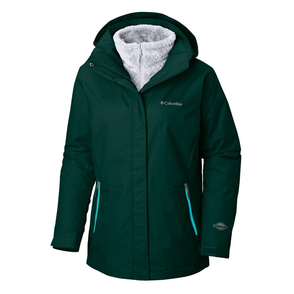 Columbia Bugaboo II Interchange Plus Womens Insulated Ski Jacket