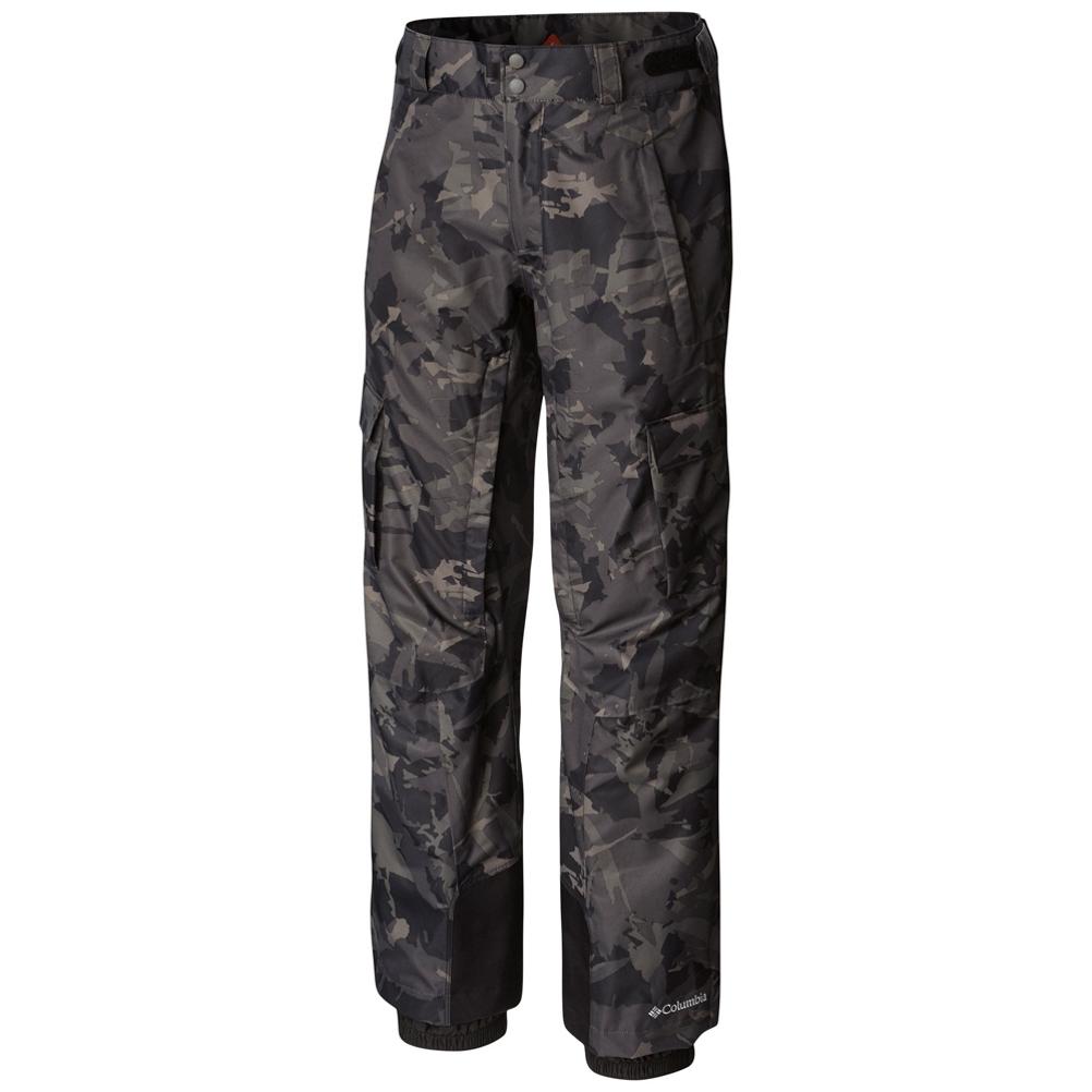 Columbia Ridge 2 Run II - Short Mens Ski Pants