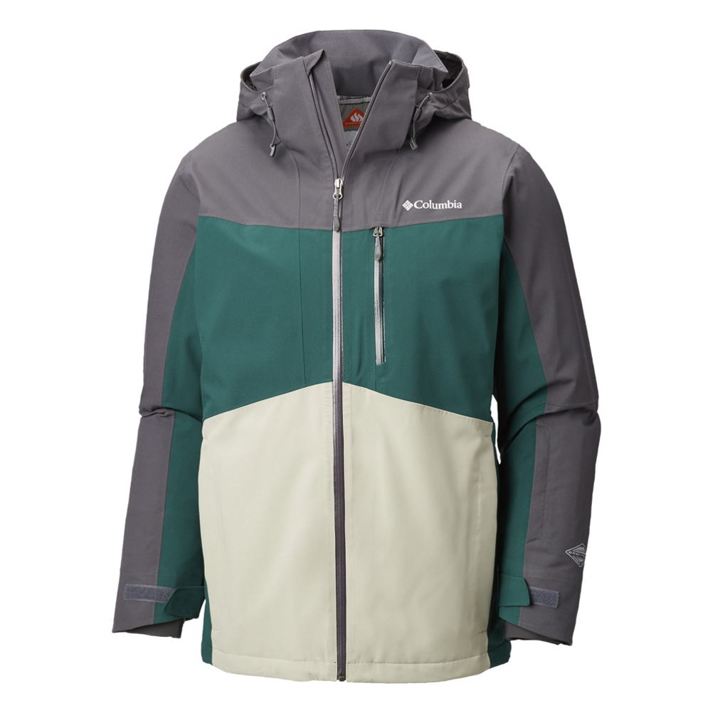 Columbia Wild Card Mens Insulated Ski Jacket
