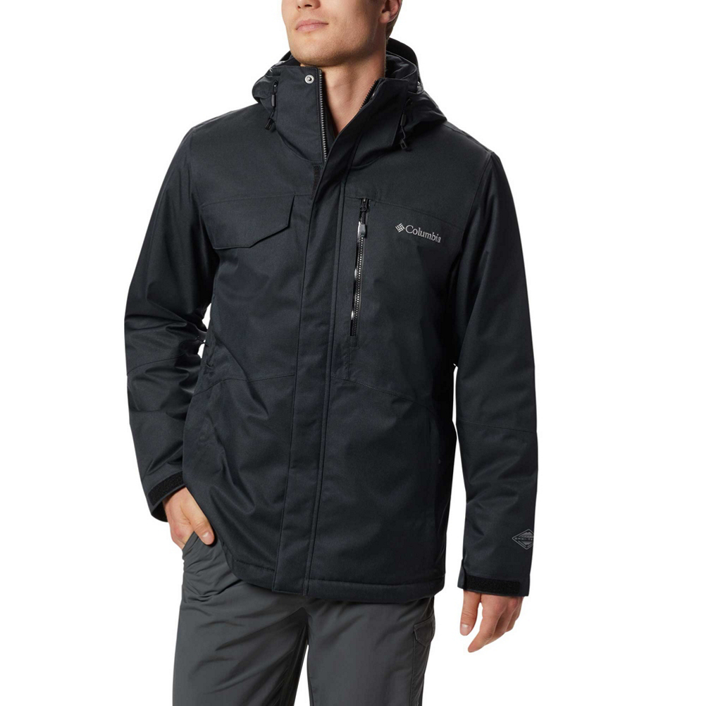 Columbia Cushman Crest Mens Insulated Ski Jacket