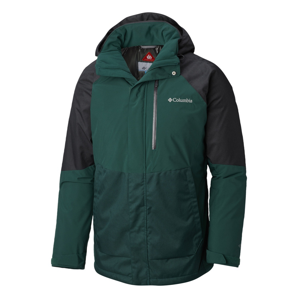 Columbia Wildside Mens Insulated Ski Jacket