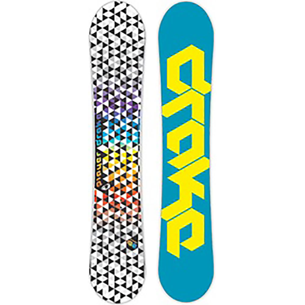 Drake Player Smile Snowboard