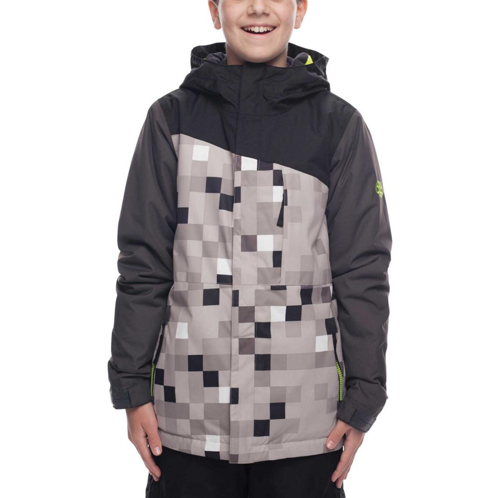 686 Knockout Boys Snowboard Jacket