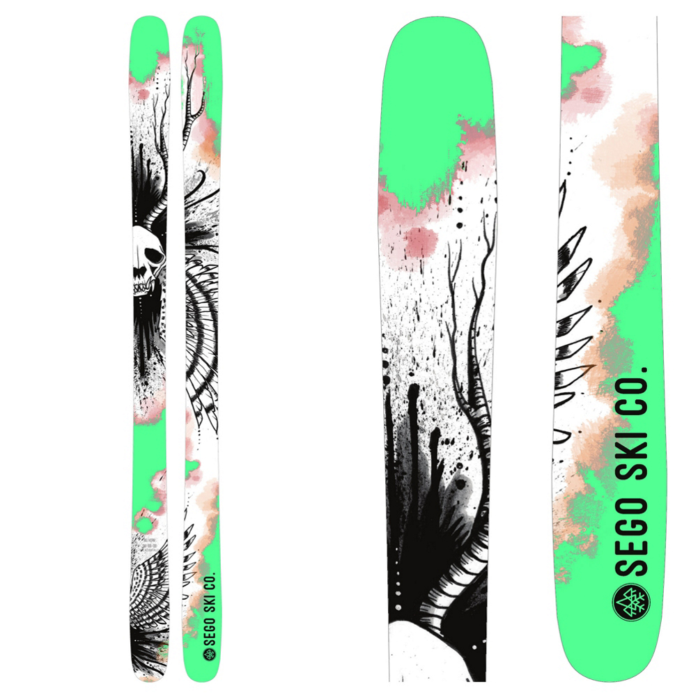 SEGO Skis Big Horn 90 Skis 2019