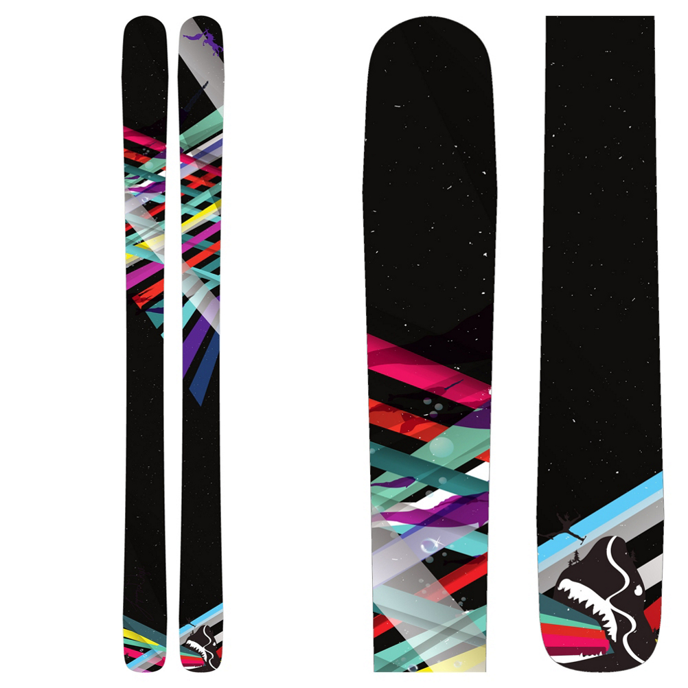 SEGO Skis Gnarwhal 102 Womens Skis 2019