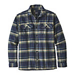 Patagonia Long-Sleeved Fjord Flannel Flannel Shirt