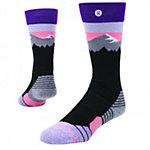 Stance White Caps Girls Snowboard Socks