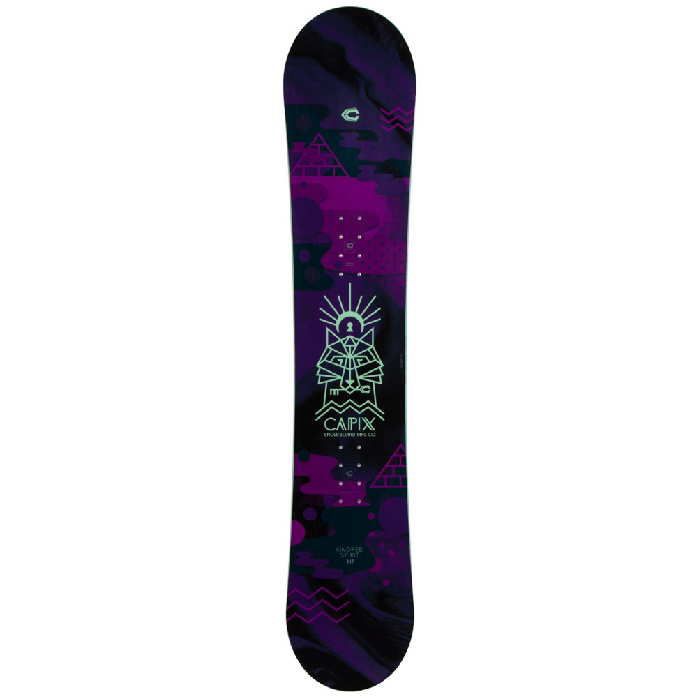 Capix The Kindred Spirit Womens Snowboard 2019