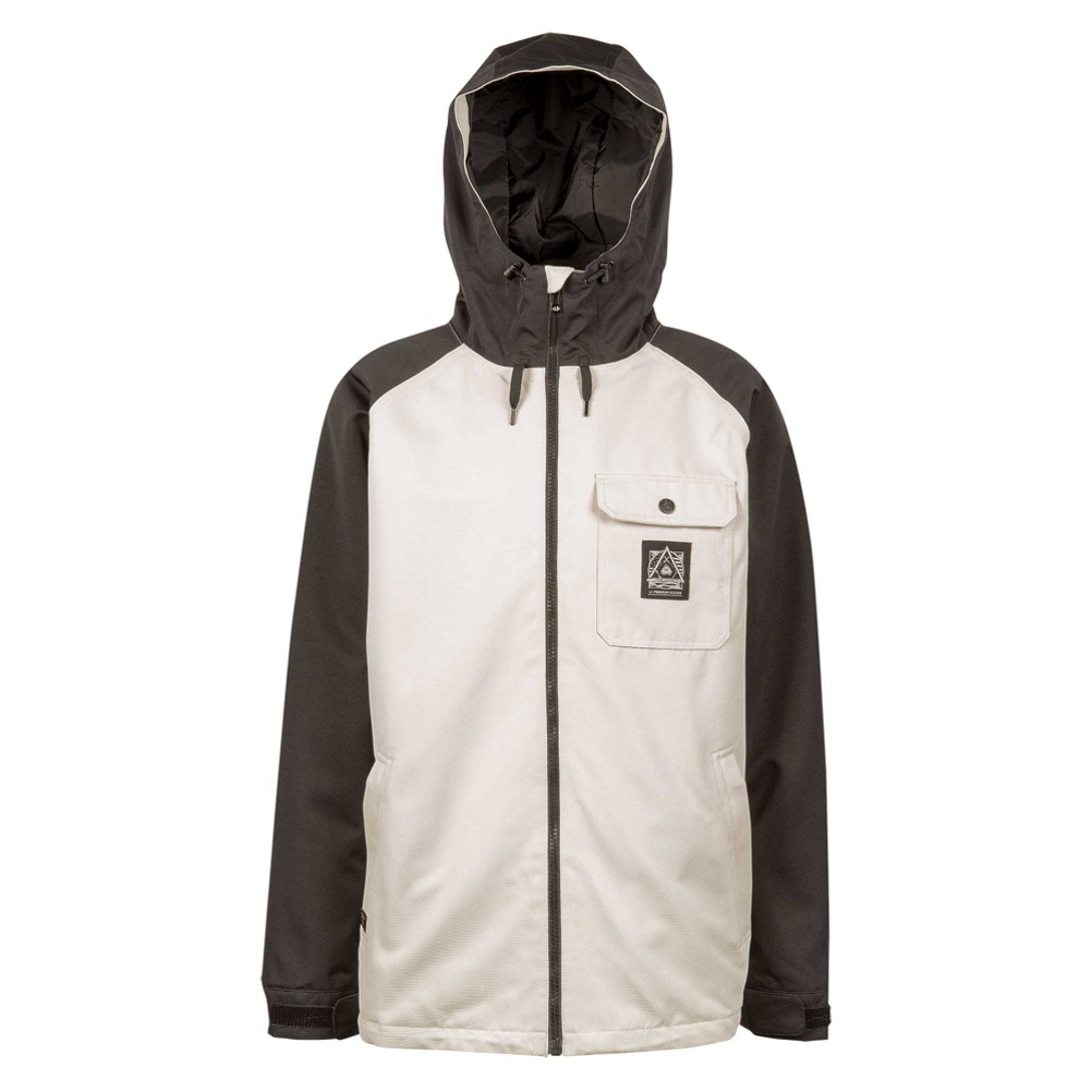 L1 Premium Goods Hastings Mens Insulated Snowboard Jacket