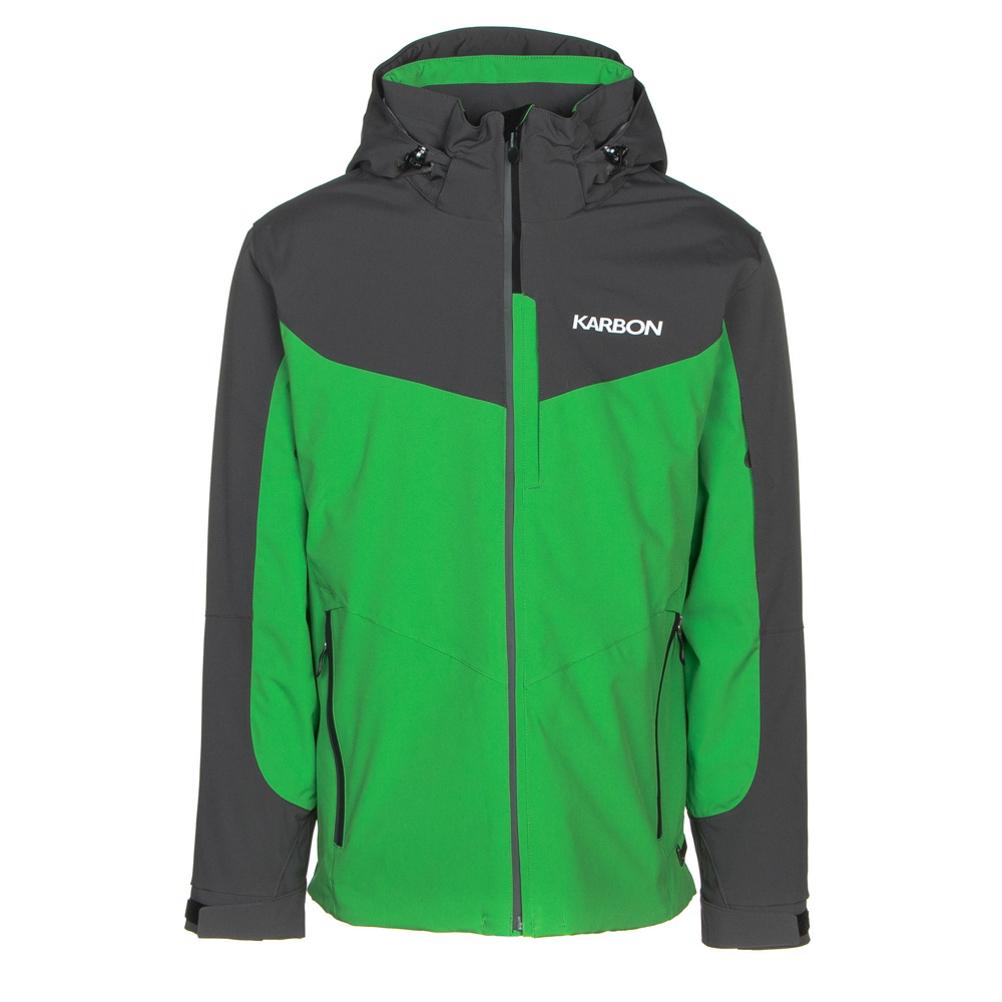 Karbon Chromium Mens Insulated Ski Jacket