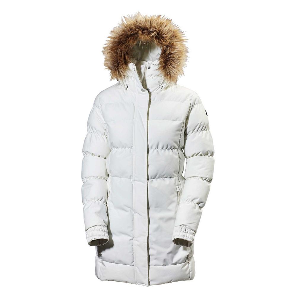 Helly Hansen Blume Puffy Parka w/Faux Fur Womens Jacket