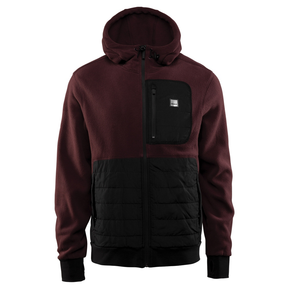 ThirtyTwo Filter Polar Fleece Mens Hoodie