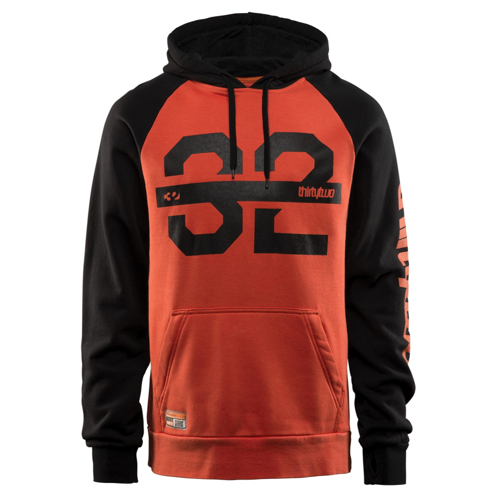 ThirtyTwo Marquee Hooded Pullover Mens Hoodie