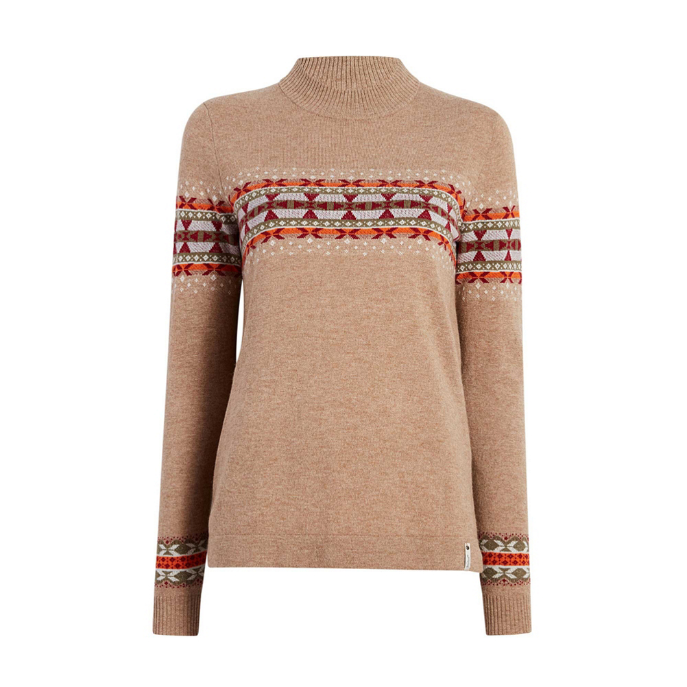 Woolrich Wildview Crew Neck Womens Sweater