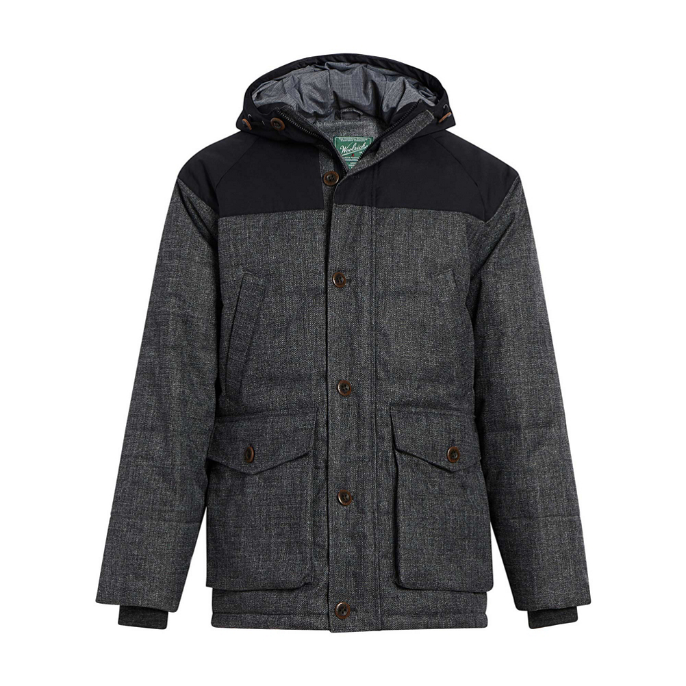 Woolrich Bitter Chill Wool Loft Mens Jacket
