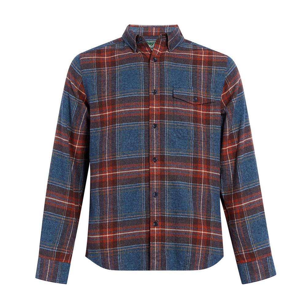 Woolrich Eco Rich Twisted Rich II Flannel Shirt