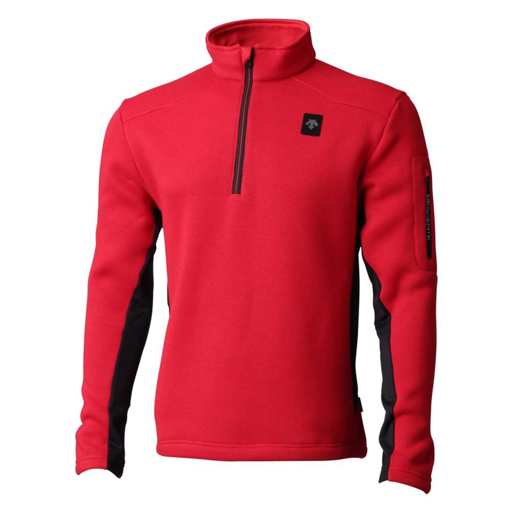 Descente Alpine Pullover Mens Mid Layer