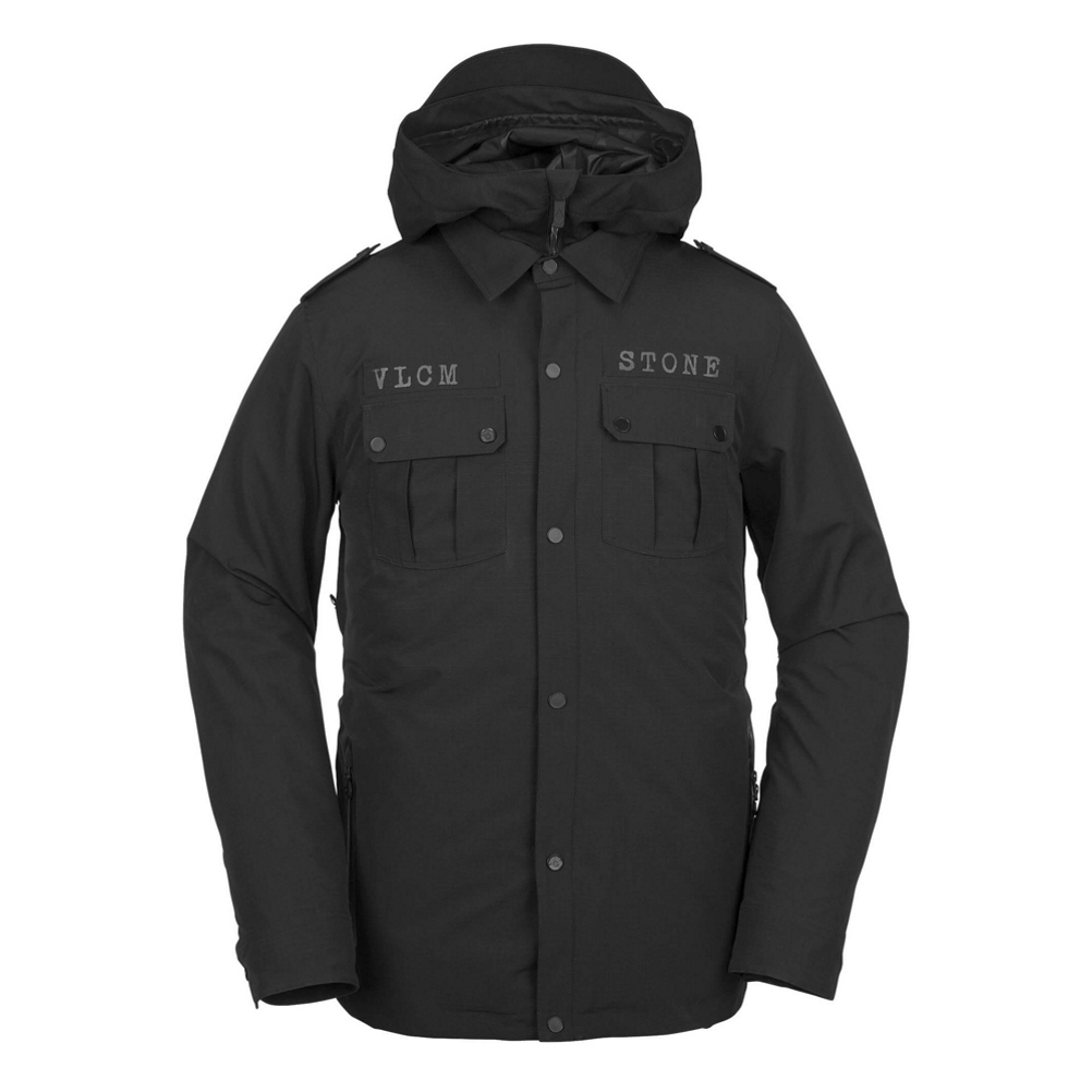Volcom Creedle2stone Mens Insulated Snowboard Jacket