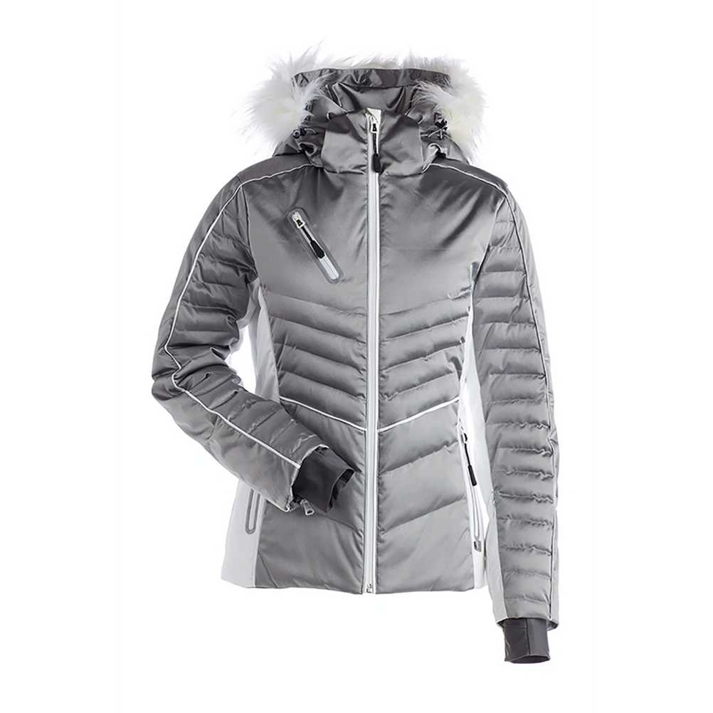 NILS Natasha SE Faux Fur Womens Insulated Ski Jacket