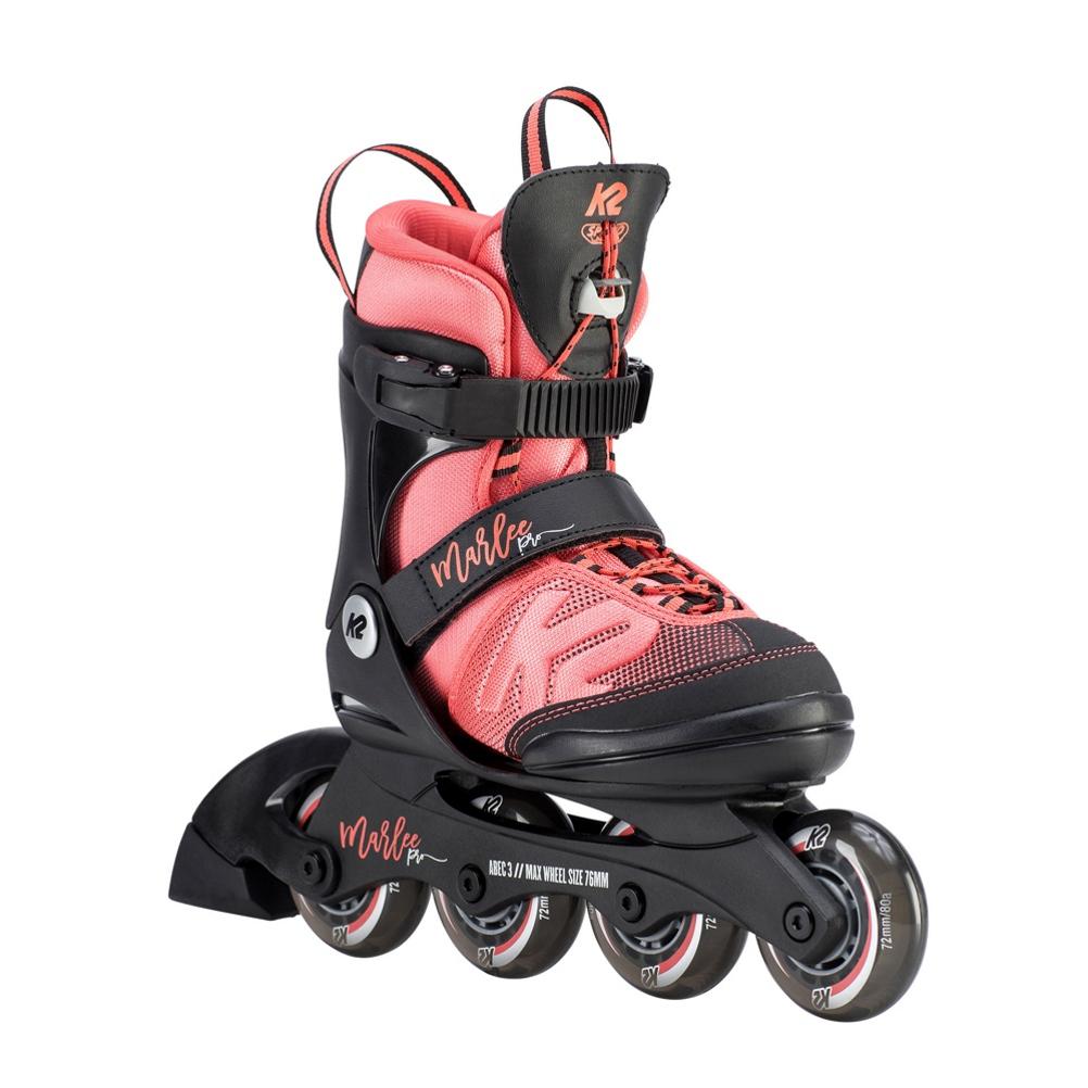 K2 Marlee Pro Adjustable Girls Inline Skates
