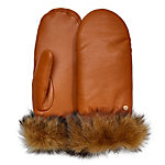 UGG Leather Womens Mitten