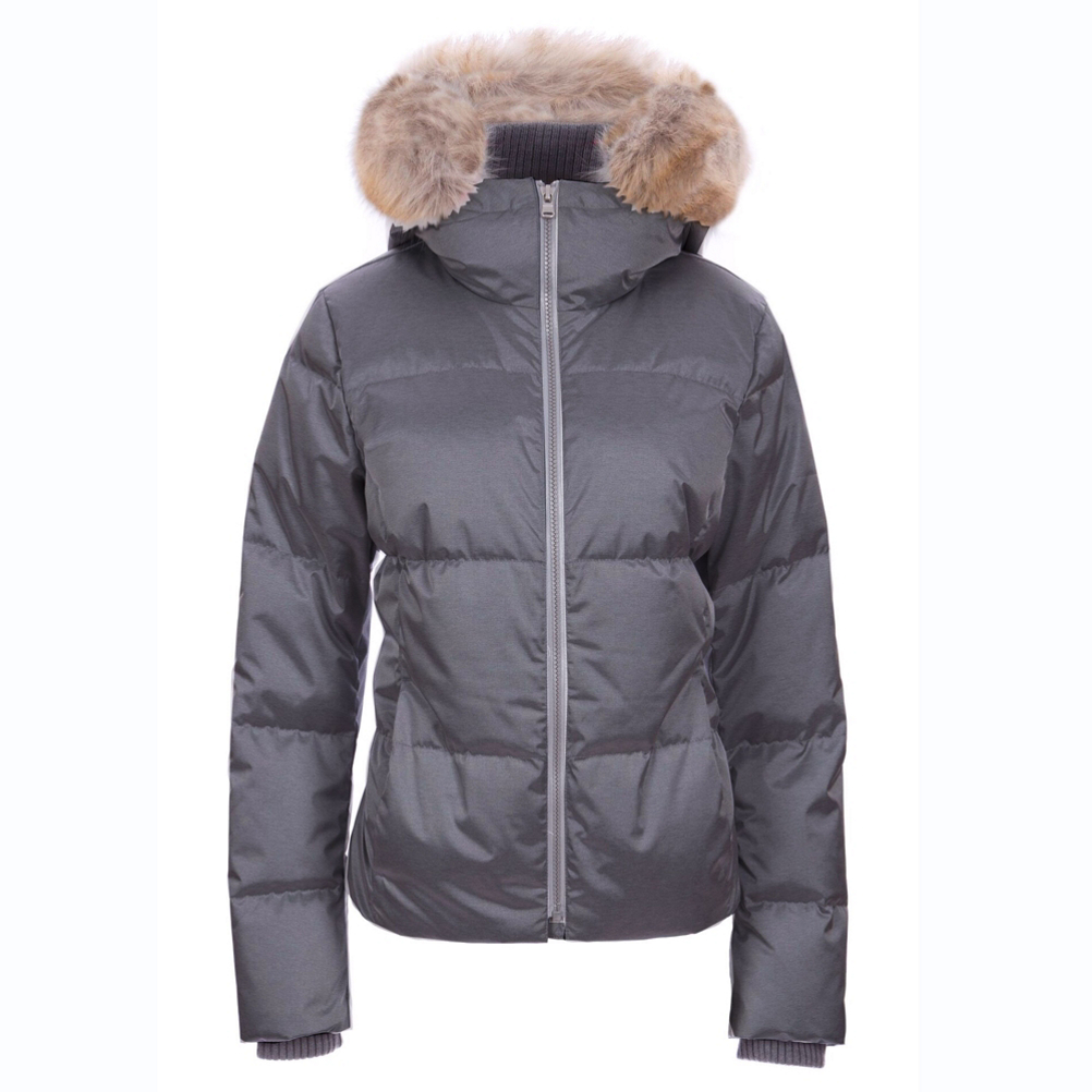 FERA Chloe Special Edition – Faux Fur Womens Insulated Ski Jacket 2019