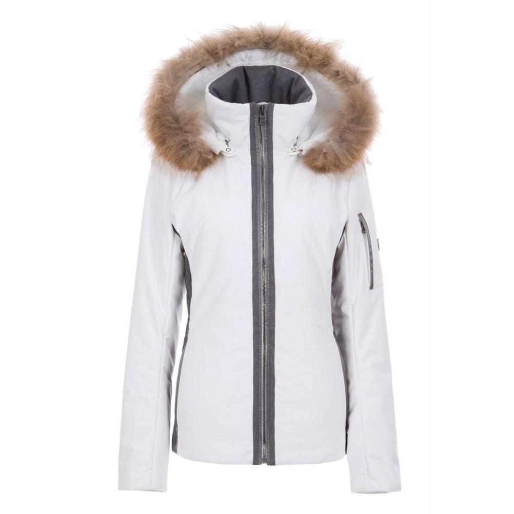 FERA Danielle - Real Fur Womens Insulated Ski Jacket