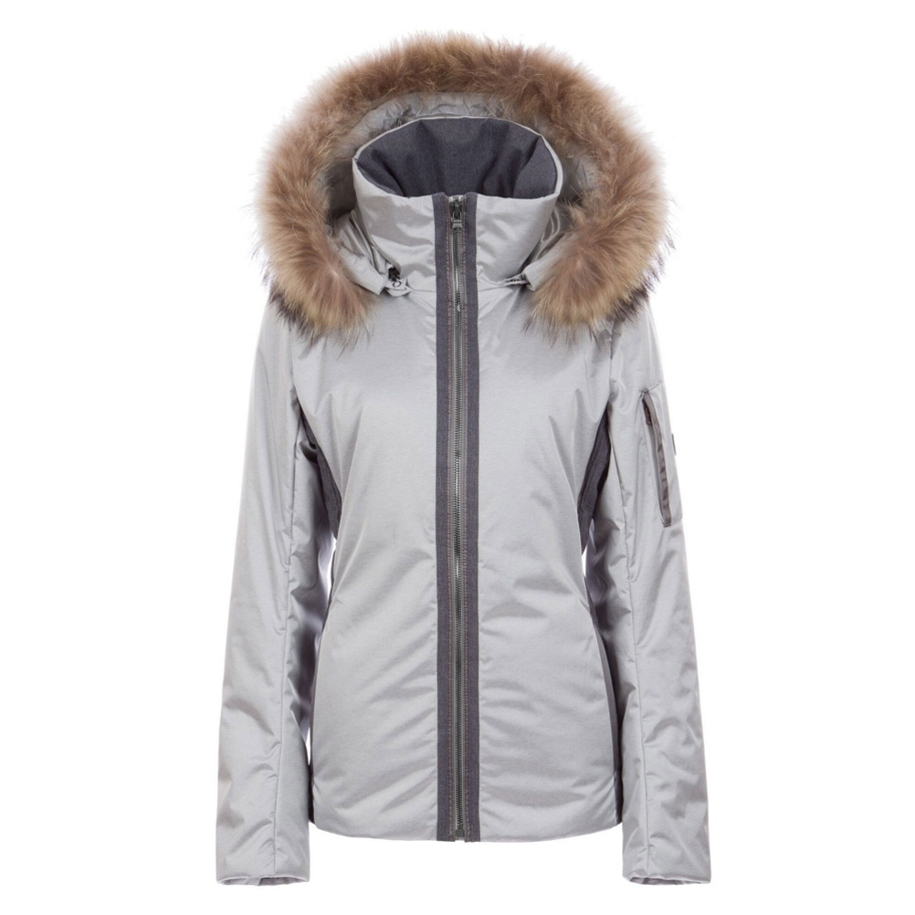 FERA Danielle Special Edition - Real Fur Womens Insulated Ski Jacket