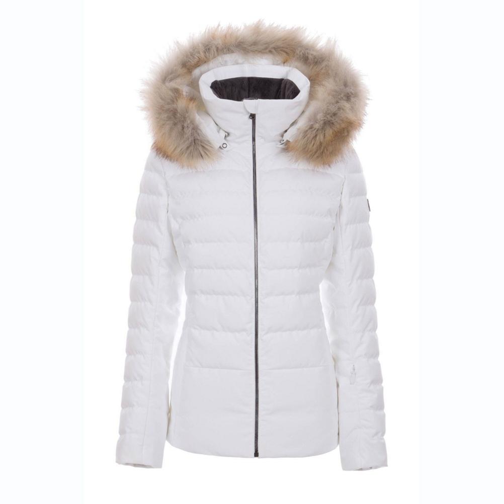 FERA Julia - Faux Fur Womens Insulated Ski Jacket