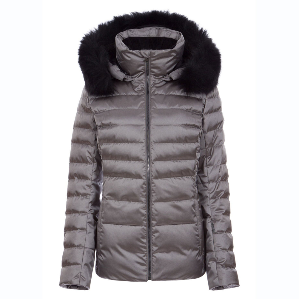 FERA Julia Special Edition - Faux Fur Womens Insulated Ski Jacket