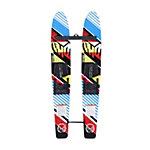 HO Sports Hot Shot Trainer Junior Combo Water Skis With Horseshoe Bindings 2019