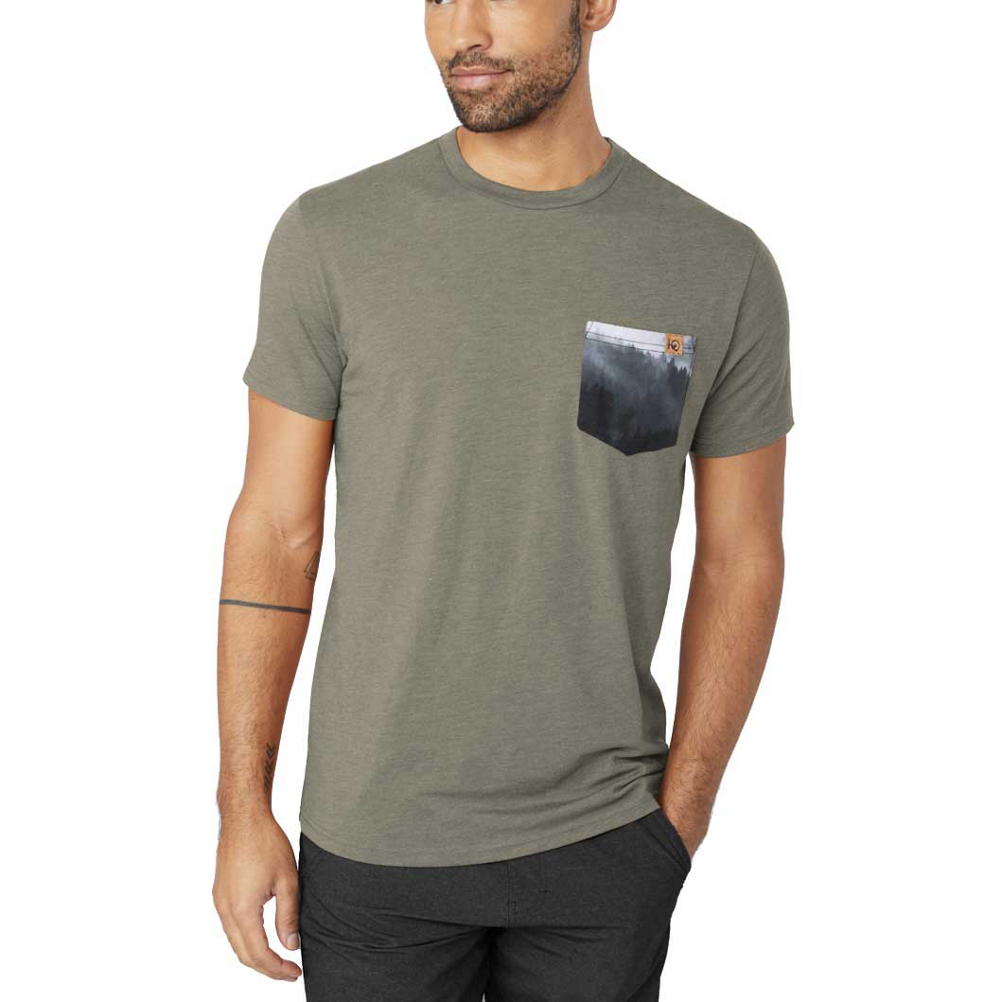 Tentree Renfrew Pocket Mens T-Shirt