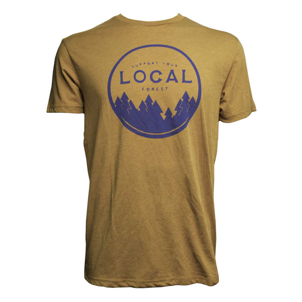 Tentree Support Your Forest Mens T-Shirt