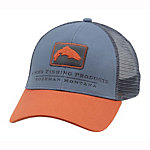 Simms Trout Icon Trucker Hat
